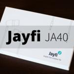Jayfi JA40 は低音が強いミドルクラスの良質カナル型イヤホン【レビュー】