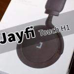 イヤホンからの乗り換えにおすすめ Jayfi Touch H1 はスマホの通話機能を持つ低音重視のワイヤレス Bluetooth ヘッドホン【レビュー】
