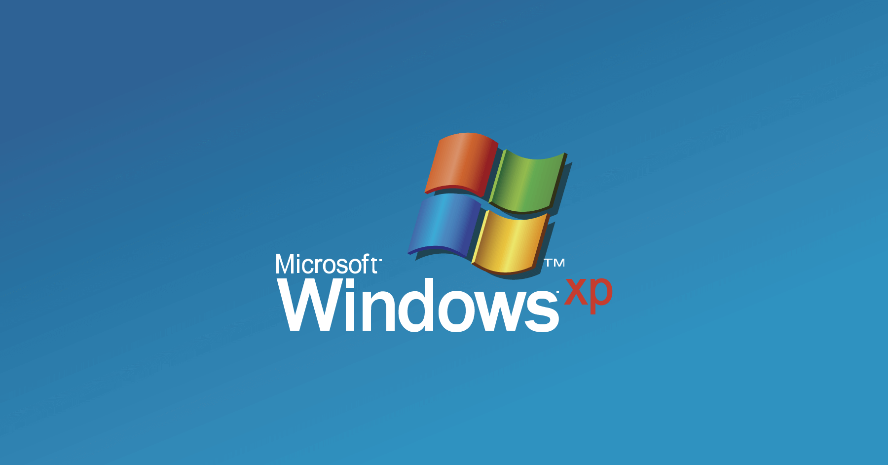Windows XP ロゴ
