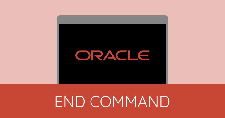 Oracle IMP EXPコマンドにおけるファイル名入力の状態を終了させる方法