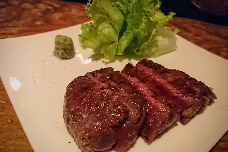 Dining Bar OHANA 牛ハラミ
