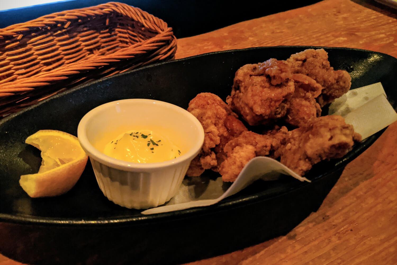 Dining Bar OHANA 唐揚げ