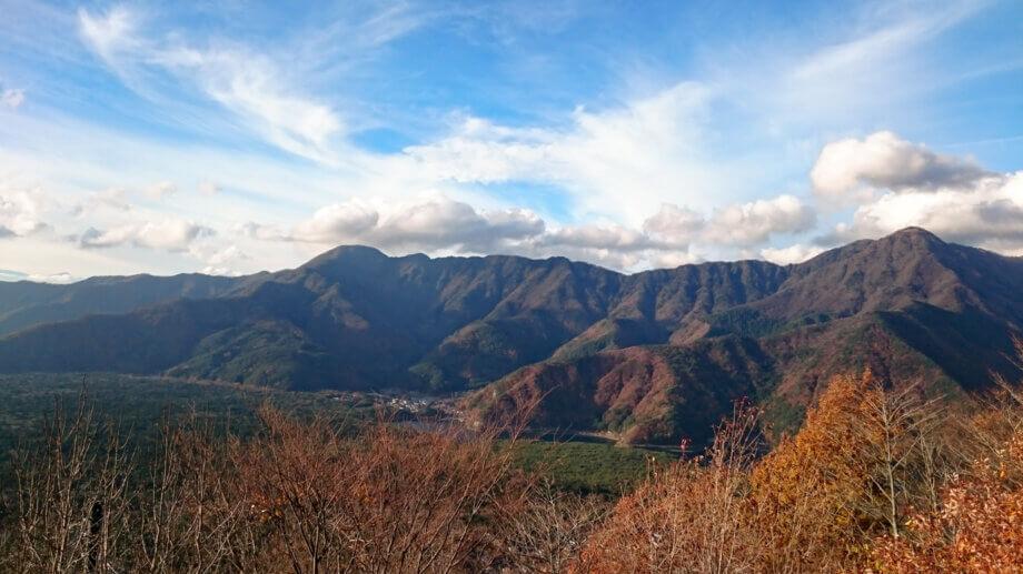 紅葉台からの風景