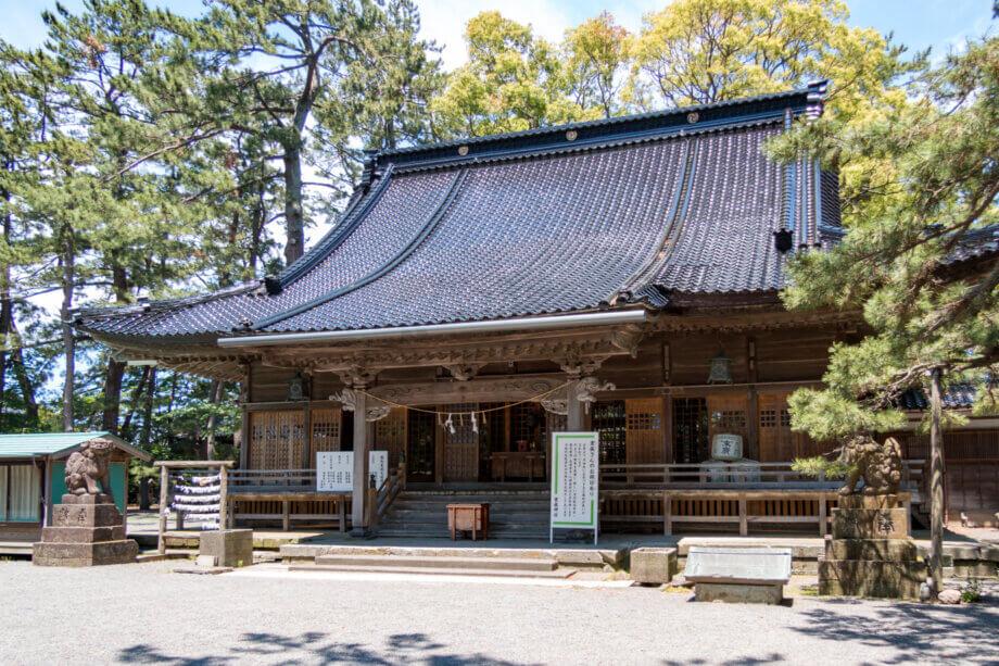 輪島 重蔵神社