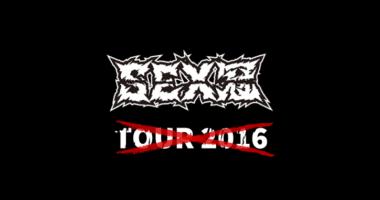 「SEX冠ツアー2016」は中止?!年末はマシンガンズのライブを見に行こう!
