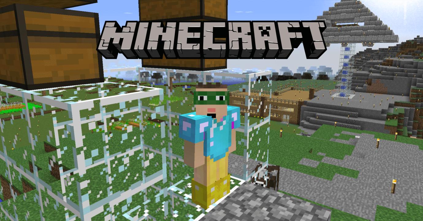 Minecraft マイクラ