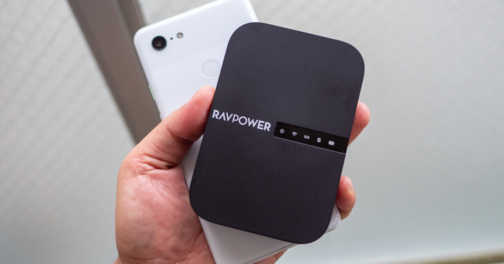 RAVPower RP-WD009 FileHub