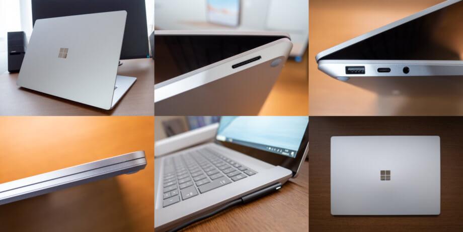 Surface Laptop 3 外観まとめ