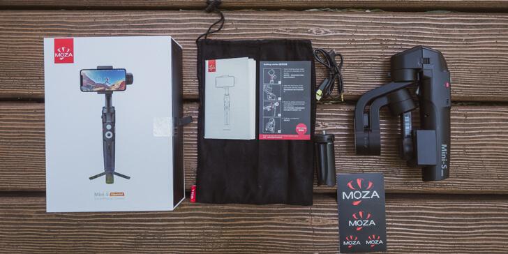 MOZA Mini-S 製品内容