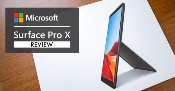 Surface Pro X 完全レビュー