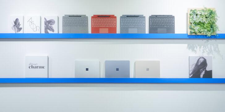 Microsoft Surface シリーズ新商品発表2020冬