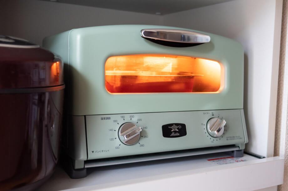 アラジン グラファイトグリル&トースター【4枚焼き】