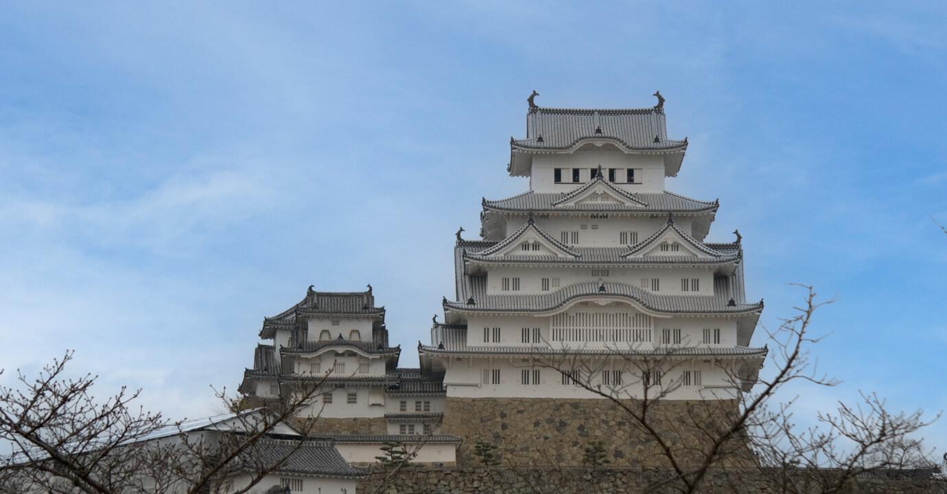 白い姫路城
