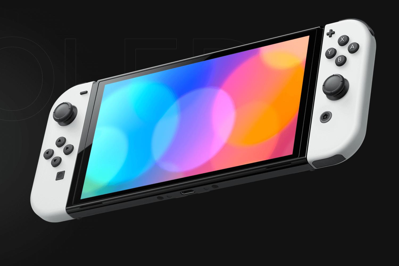 新型 Nintendo Switch