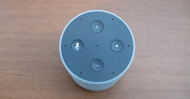 Amazon Echo ボタン