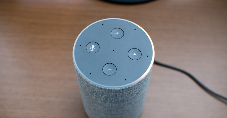 Amazon Echo 起動
