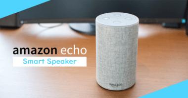 Amazon Echo 開封!初期設定の手順をご紹介