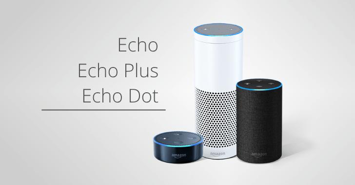 Amazon Echo の種類