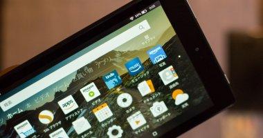 Amazon Fire HD タブレットの日本語入力キーボードをフリック入力に変更する方法