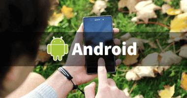Android アプリを「常時」開く設定をした場合の解除方法
