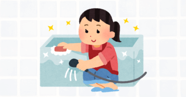 お風呂場の鏡の水垢を取り除く5つの方法を試してみた!ウロコを取るには物理除去が一番