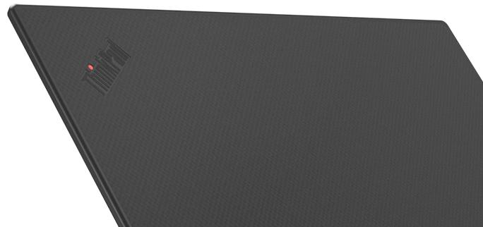 Lenovo X1 Carbon 2019 天板