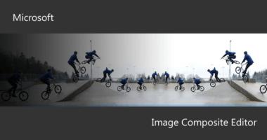 複数画像を合成してパノラマ写真を作る Image Composite Editor