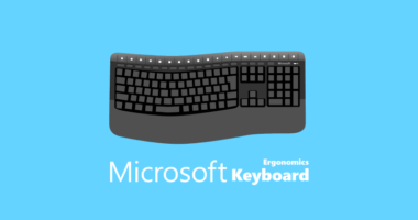 Microsoft Ergonomics Keyboard